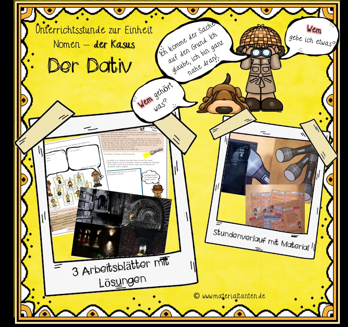 D 5_6 Nomen Dativ – Deckblatt