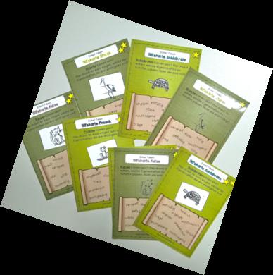 D 6 Fabeln 2_Tiere und ihre Eigenschaften Bild Hilfekarten