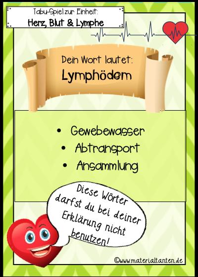 Lymphödem