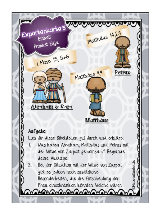 Expertenkarte 5